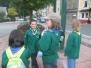 Biber a Wellefcherscamp 2011
